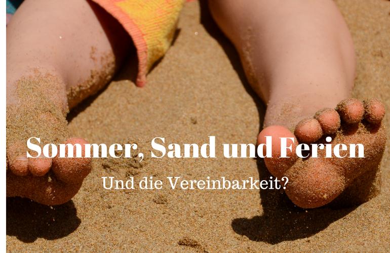 Sommer, Sand und Ferien-2