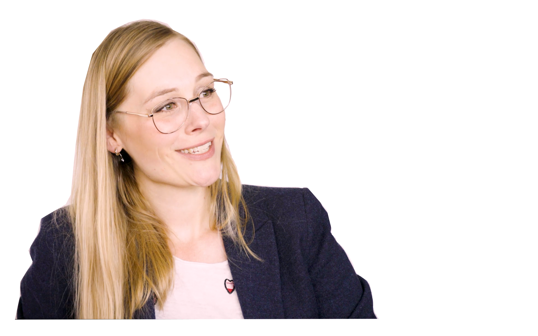 Julia berichtet über New Work als Arbeitskultur